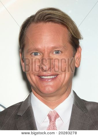LOS ANGELES - MAY 15:  Carson Kressley arrives to Disney|ABC Television Group Summer Press Junket on May 15, 2010 in Burbank, CA