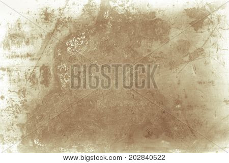 Grunge textured background, 'Scratched' collection - high resolution