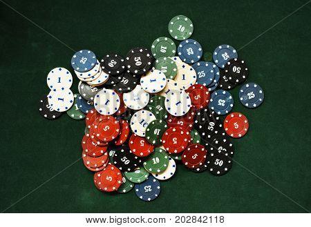 Gambling bet casino a risk chance