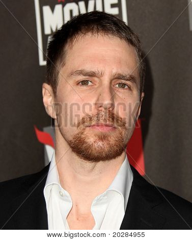 LOS ANGELES - JAN 14: Sam Rockwell arrives to 16th Annual