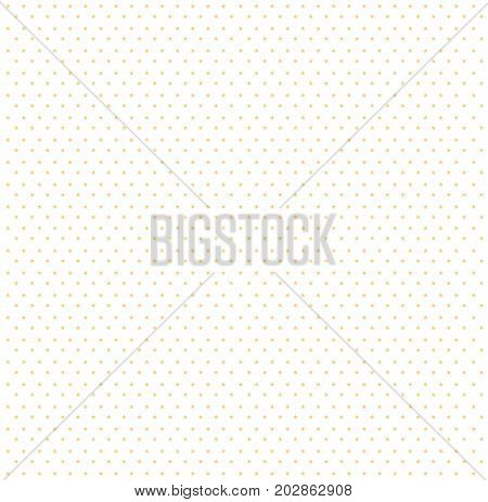 Vector Star on white (light) background design template. Star shape abstract backdrop pattern
