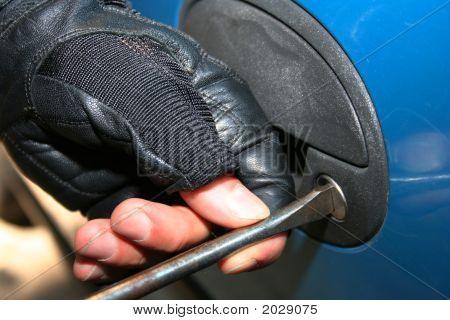 Burglary On Car