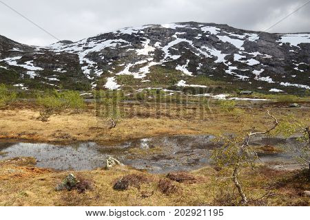 Norway Mountains Hike