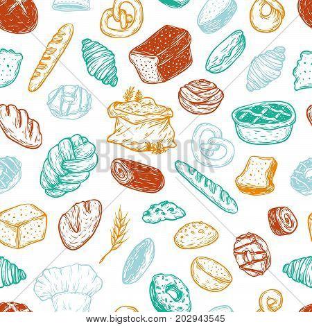 Bakery, Pattern.