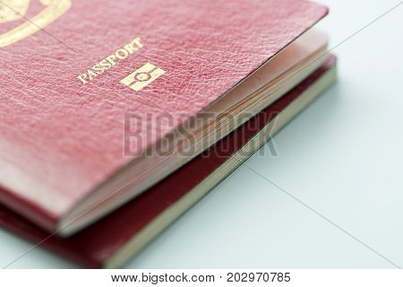 Malaysia Passport With Id Chip