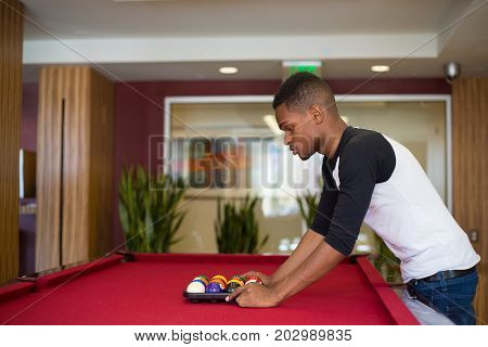 Playing The Pool Shark