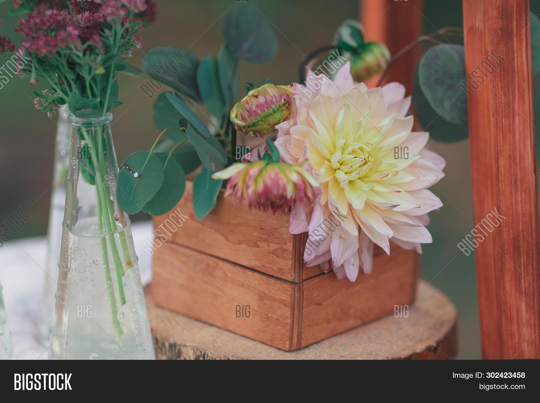 Rustic Wedding Photo Image Photo Free Trial Bigstock