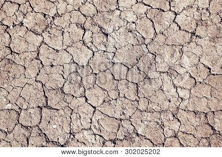 cracked earth - climate change,  draught