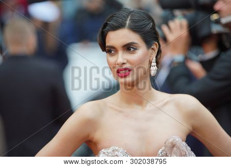 Diana Penty attends the screening of