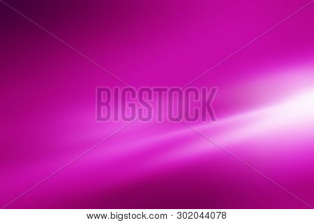 Abstract Pink Background Luxury Christmas Holiday, Wedding Background Red Frame Bright Spotlight Smo