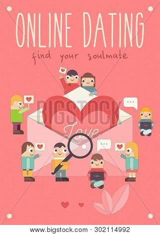 Online Dating fungerar inte