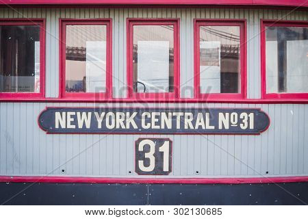 Pier New York Central Number 31 In Nyc - Driving Home On Pier 16, New York Central Number Thirty One