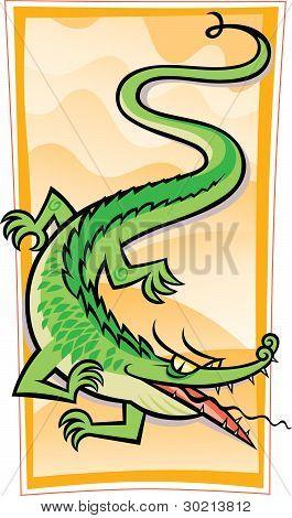 Gator-Dragon