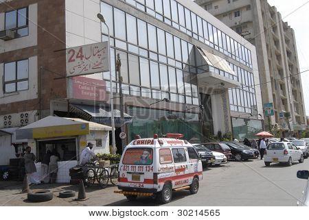 Pakistan_medical Ambulance