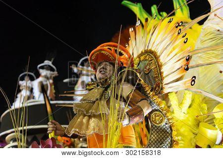 Carnival 2019 Inocentes De Belford Roxo