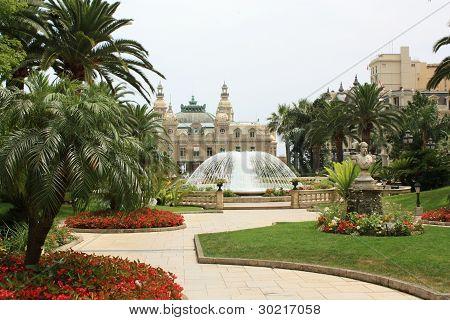 Monaco, Monte Carlo Casino