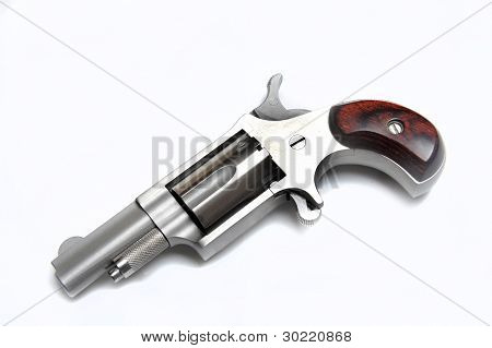 22 Caliber Mini Revolver