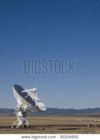 Very Large Array Radio Telescope