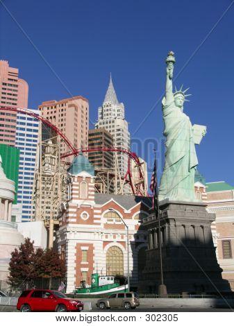 New York, Las Vegas