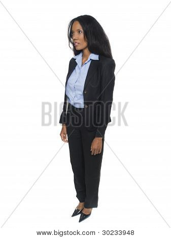 Businesswoman - Front View