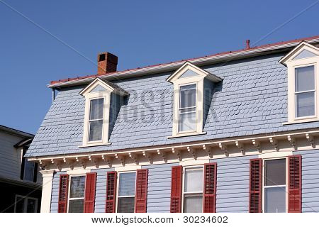Roof And Gables