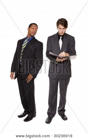 Businesspeople - Corporate Espionage