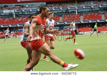 Gold Coast Suns- Season Launch 2012
