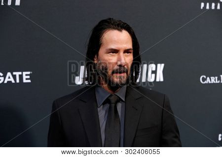 LOS ANGELES - MAY 15:  Keanu Reeves at the
