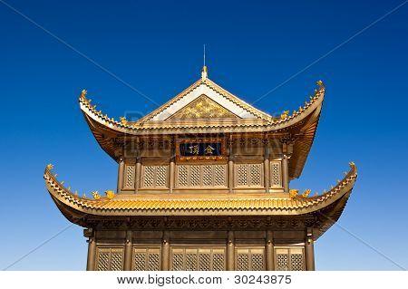 Mount Emei Golden Palace