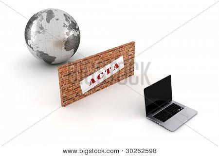 3d ACTA concept