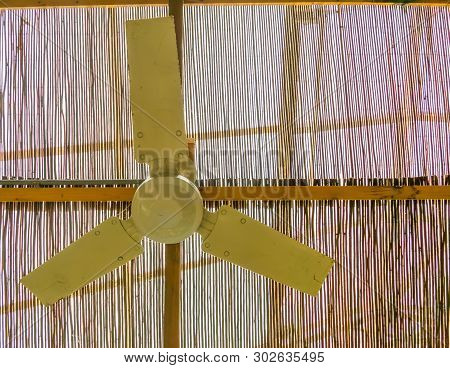 Ceiling Fan Hanging On Image & Photo (Free Trial) | Bigstock