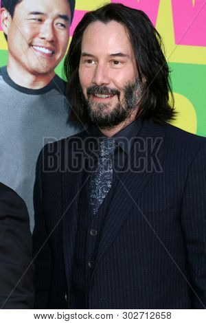 LOS ANGELES - MAY 22:  Keanu Reeves at the