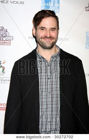 LOS ANGELES - FEB 19:  Conor Barrett arrives at the 2nd Annual Hollywood Rush at the Wilshire Ebell on February 19, 2012 in Los Angeles, CA.