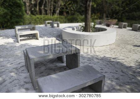 Terrific Modern Concrete Style Image Photo Free Trial Bigstock Inzonedesignstudio Interior Chair Design Inzonedesignstudiocom
