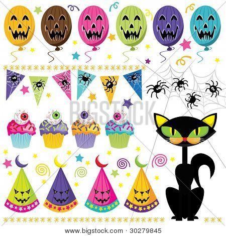 Halloween Party Set