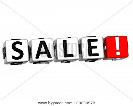 Commercial Sale Button In Different Languages