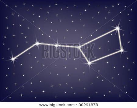 Constellation Ursa Major