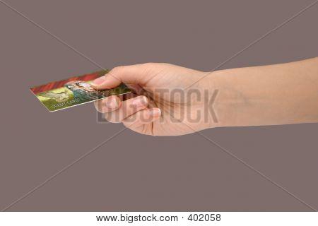 Gesture 11 (Credit Card)