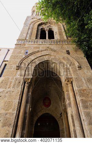 Palermo, Church Of Santa Maria Dell'ammiraglio, Known As Martorana