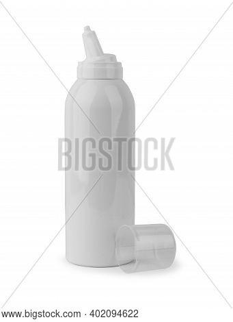 White Sprayer Bottle Template Envase, Gray, Sprayer, Vector, Flacone, Merchandise