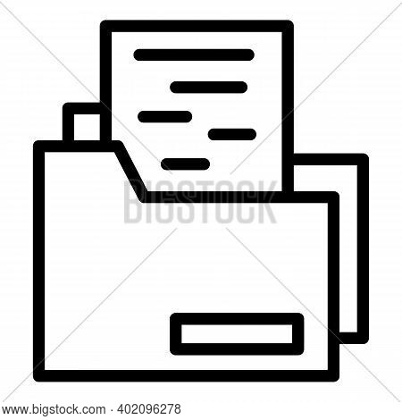 Expertise Transfer Icon. Outline Expertise Transfer Vector Icon For Web Design Isolated On White Bac