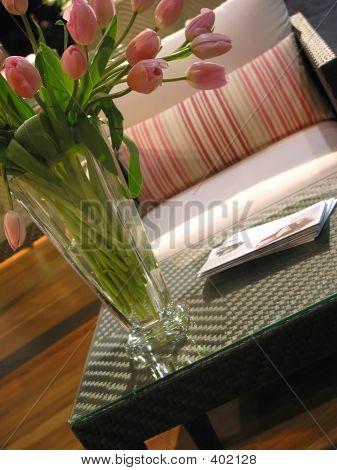 Interior Furnuture Vase