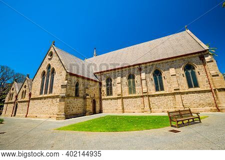 St Johns Anglican Church Or St John The Evangelist Church In High Street, Is An Anglican Catholic Ch