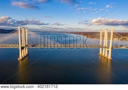 Governor Mario M. Cuomo Bridge