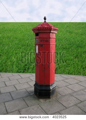 First Post Box