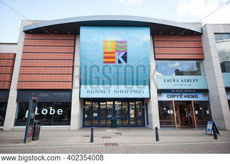 The Kennet Shopping Centre On Bartholomew Street In Newbury, Berkshire In The Uk, Taken On The 19th