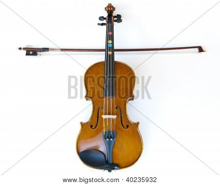 wooden children violin