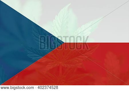 Medical Cannabis In The Czech. Weed Decriminalization In Czech. Cannabis Legalization In The Czech.