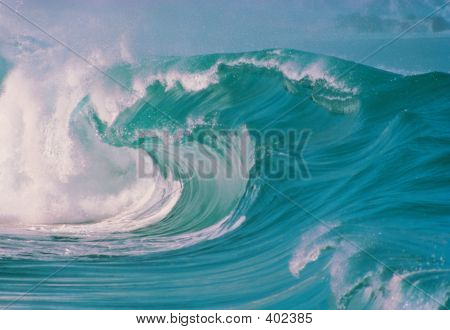 Sea With Waves