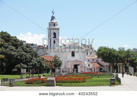 Our Lady of Pilar Convent and Church